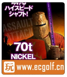 REVE 70t NICKEL FULL BORON 高尔夫铁杆杆身