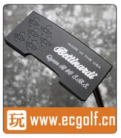推杆 BETTINARDI QUEEN B6 QB6 S.B.S 高尔夫推杆