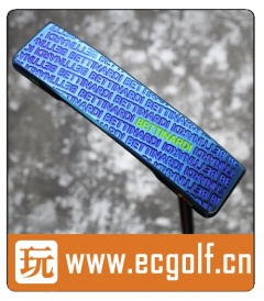 推杆 BETTINARDI BB8 TRI DASS KNURL NECK POISON 高尔夫推杆