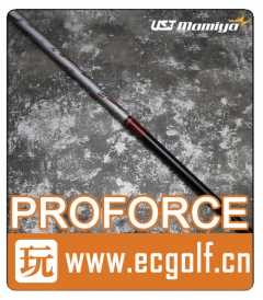 杆身 UST MAMIYA PROFORCE 高尔夫球道木杆身