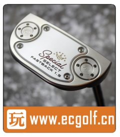 二手 推杆 卡梅隆SCOTTY CAMERON SELECT FASTBACK1.5 高尔夫球杆