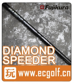 【已售出】二手 杆身 FUJIKURA DIAMOND SPEEDER 6S 高尔夫一号木杆身