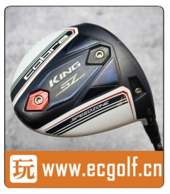 【已售出】二手 一号木 蛇王COBRA KING SZ SPEEDZONE 高尔夫球杆