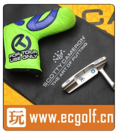推杆 卡梅隆 SCOTTY CAMERON 圈T TIMELESS SSS TOURTYPE 高尔夫球杆